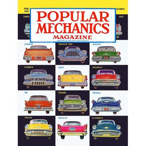 New York Puzzle Company Classic Cars Jigsaw Puzzle