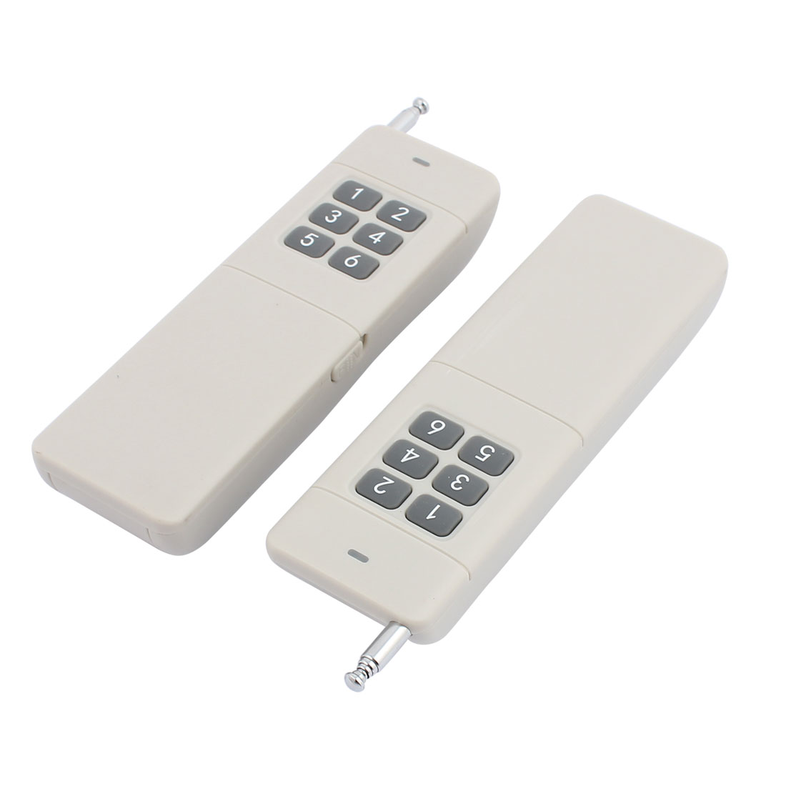 2pcs 3000M 6 Keys Battery Powered  Remote Controller for Water Pump - image 4 of 4