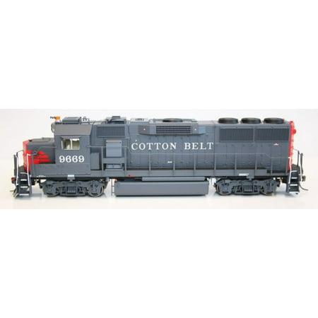 Valley Ho Halloween (Fox Valley Models 20351 HO Cotton Belt GP60 DC - DCC Ready)