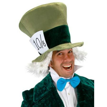 Alice In Wonderland Costume For Boys (Alice In Wonderland Disney Mad Hatter Adult Costume)
