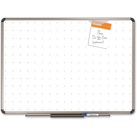 Quartet, QRTTE561T, Prestige® Total Erase® Whiteboard, 1 / Each (Quartet Total Erase Whiteboard)