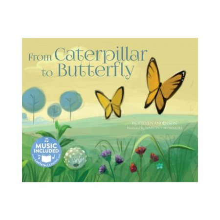From Caterpillar To Butterfly  Includes Website For Music Download