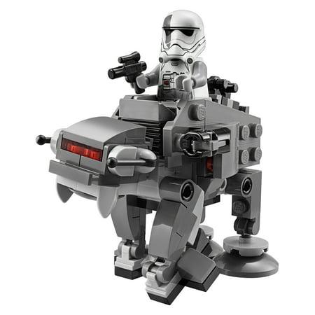 LEGO Star Wars Ski Speeder vs. First Order Walker Microfighters 75195 -  Walmart.com 3eec118de3