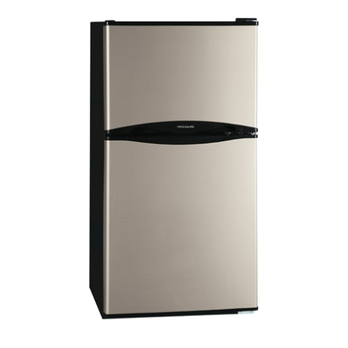 Frigidaire FFPS4533Q 22 Inch Wide 4.5 Cu. Ft. Compact Refrigerator with SpaceWise Adjustable Glass Shelf