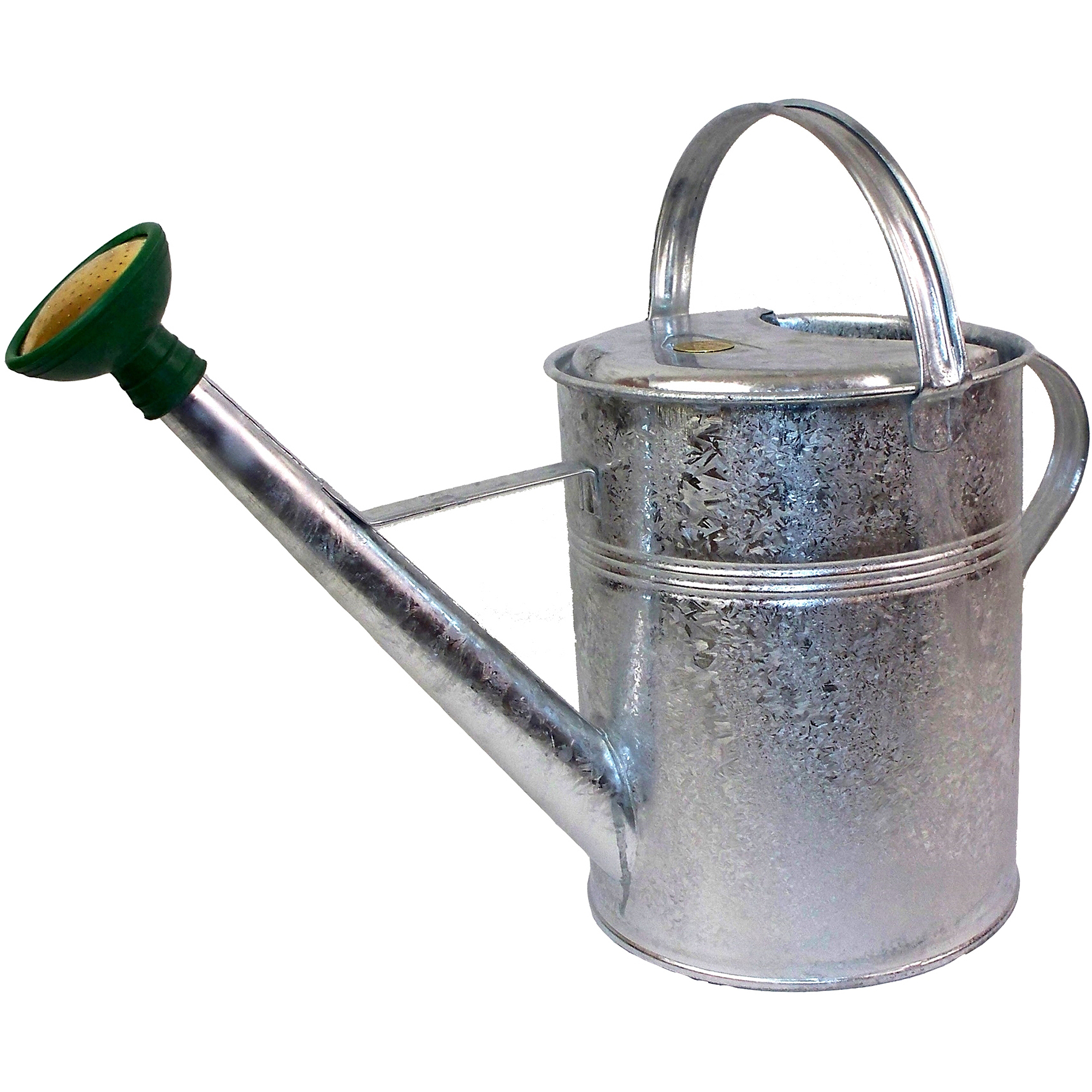 Haws Traditional 2.3 gal Watering Can, Galvanized V143Z