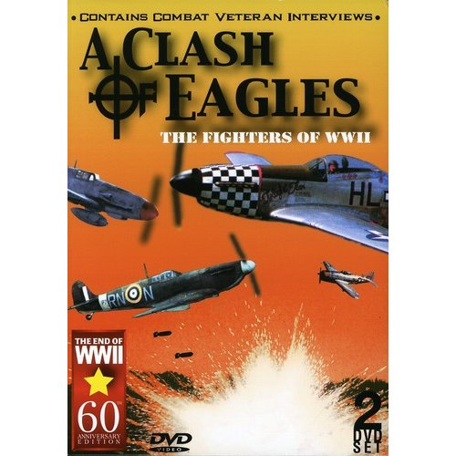 Clash of Eagles [DVD]