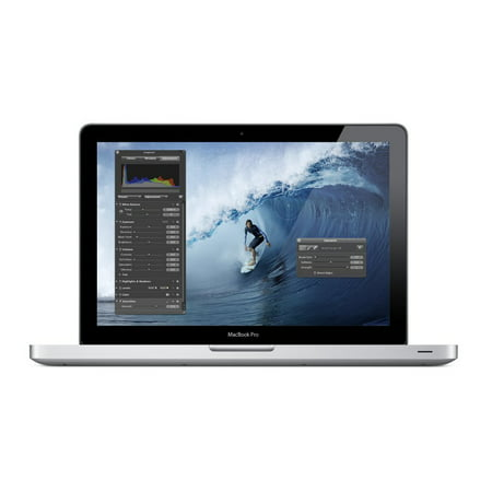 Apple (W-MD313-MBPRO-B) MacBook Pro 13-Inch Laptop - 2.4Ghz Core i5 / 4GB RAM / 500GB MD313LL/A (Certified Refurbished - Grade B)