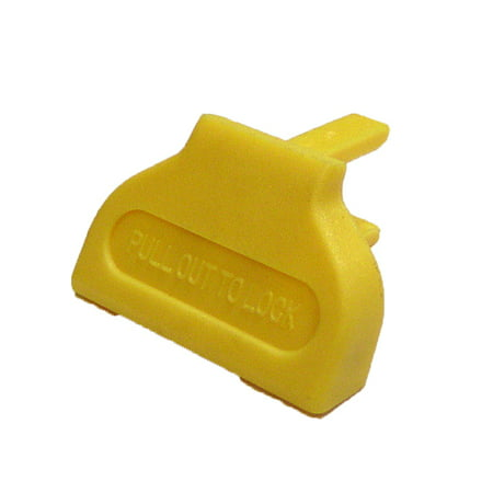 Ridgid TS2400LS Table Saw Replacement Switch Key #