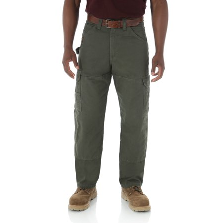 Loden Green (Wrangler RIGGS WORKWEAR Ripstop Ranger Pant -)