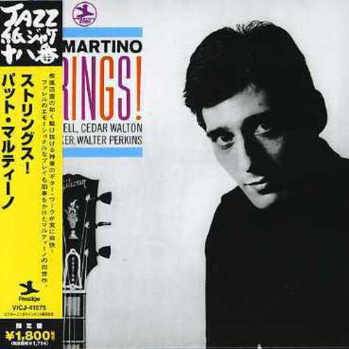 Pat Martino - Strings! (Mini LP Sleeve) [CD]