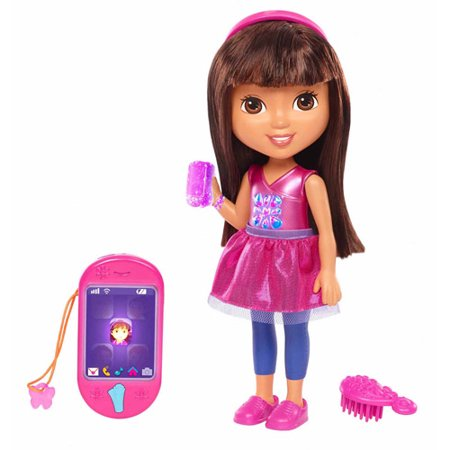 Fisher-Price Dora and Friends Talking Dora and Smartphone