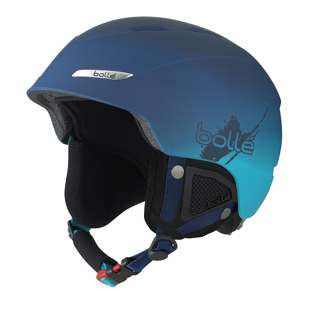 Bolle B-Yond Ski Helmet Soft Blue Gradient by Bolle