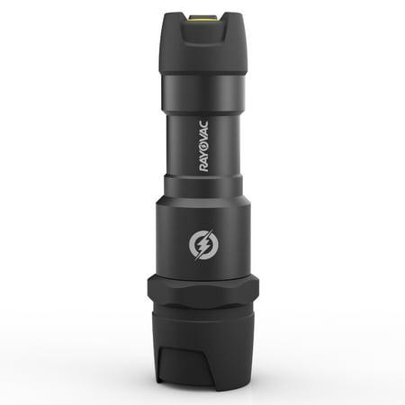 Rayovac Virtually Indestructible LED Flashlight, 300 Lumen Waterproof Tactical Flashlight