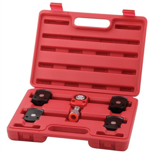 Omega B65139 5 Ton Flat Body Cylinder With Adapters