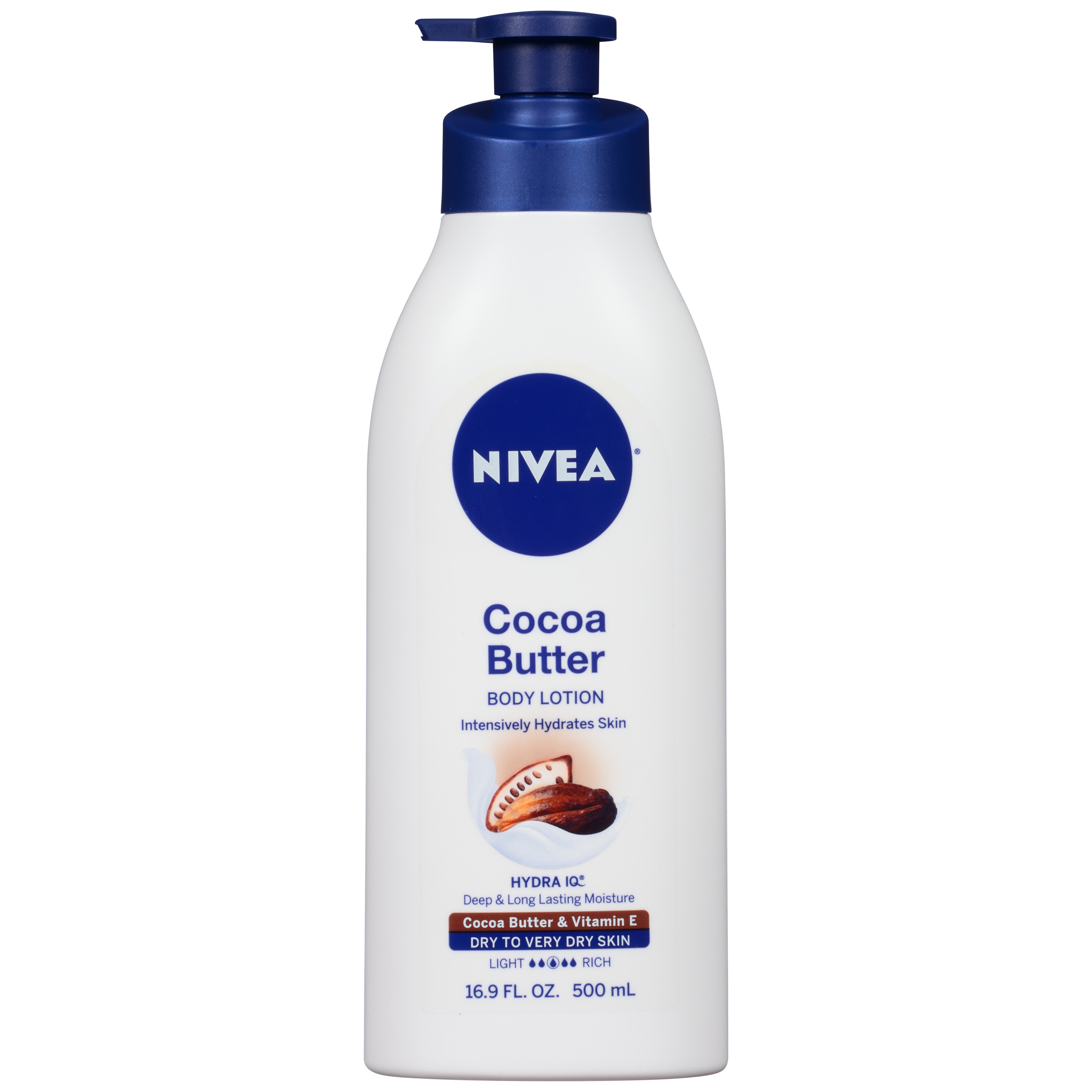 NIVEA Cocoa Butter Body Lotion 16.9 fl. oz. - Walmart.com