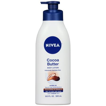 Nivea Cocoa Butter Body Lotion 16 9 Fl  Oz