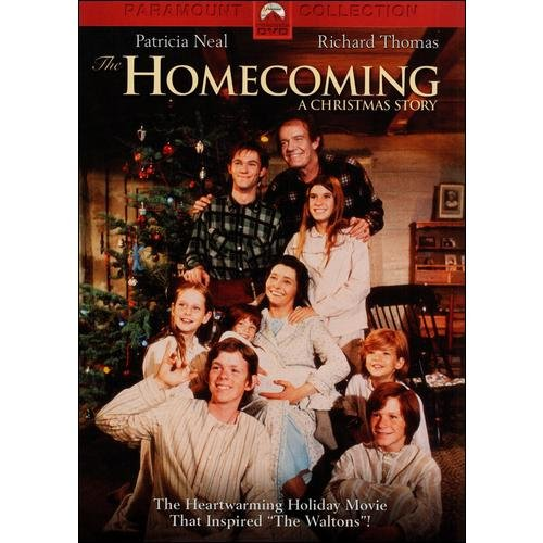 The Homecoming: A Christmas Story (Full Frame)