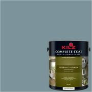 Stray Gray, KILZ Complete Coat Interior/Exterior Paint & Primer in One, #RE120-01