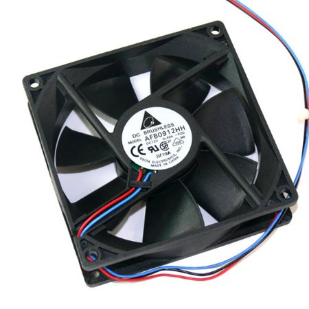 - Fan 92mm 12vdc .40a 3-wire - AFB0912HH_3WIRE, Ball FFB0912EHE 40mm Ideal 9225 Y4574 Feature fan 299P310B20 AFB0912HH 33mm 12 Cooling 9238 97mm PWM AUB0912L VOLT 2.., By (97mm Fans)