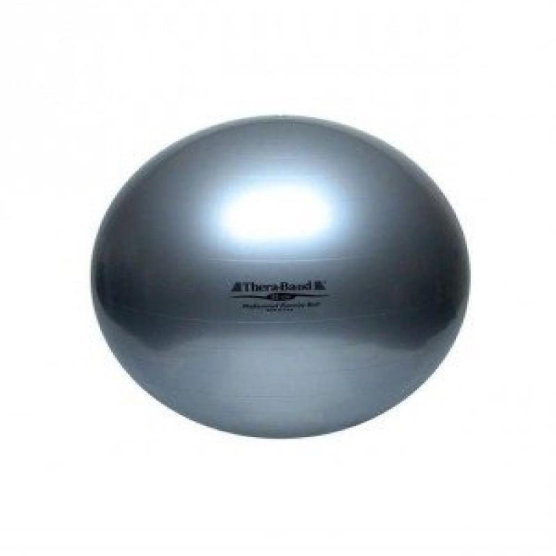 Thera-Band Standard Exercise Ball, 85 cm, Silver