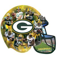 NFL Green Bay Packers 500pc Shaped