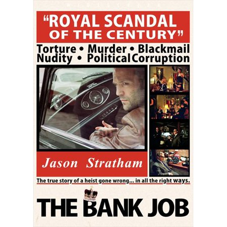 The Bank Job Poster Movie B  27X40