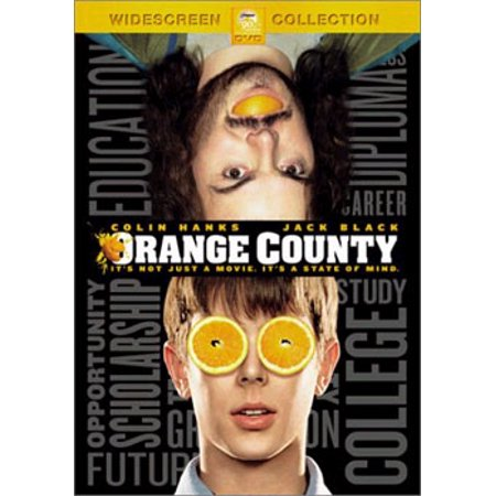 Orange County (DVD) Orange County Graphics