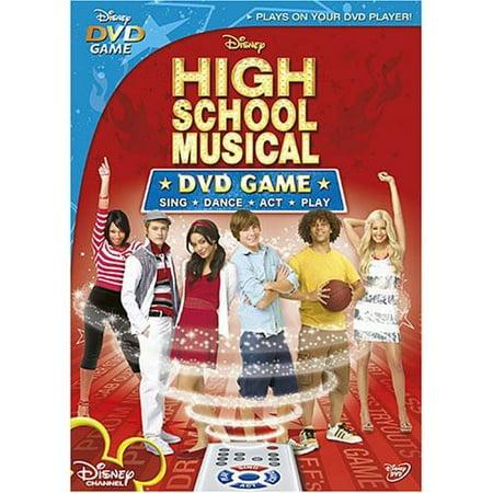 High School Musical DVD Game (Full Frame)
