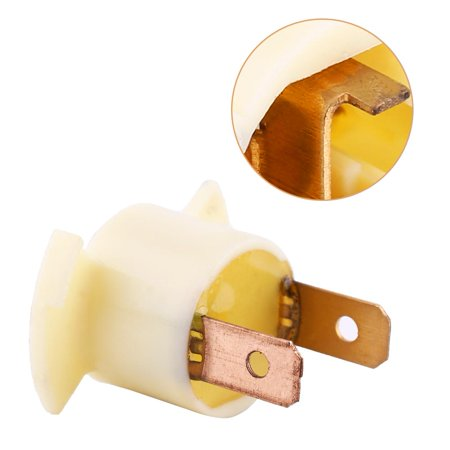 Honda Prelude Signal Lamp (Car H1 Halogen Headlight Bulb Socket Holder Fit For Honda CR-V Prelude Acura (33116SD4961), Bulb Socket Holder, Halogen Headlight Bulb Socket Holder)