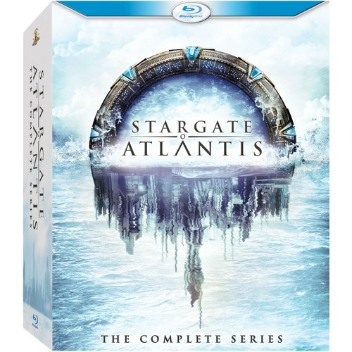 Stargate Atlantis: The Complete Series (Blu-ray) (Widescreen)