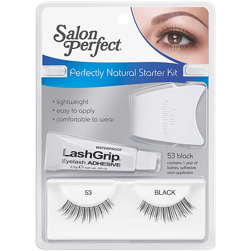 ARDELL - Andrea ModLash False Eyelashes Starter Kit #53 Black - 1 Kit