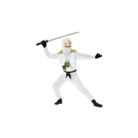 White Ninja (White Ninja Avengers Series Ii Toddler/kids)