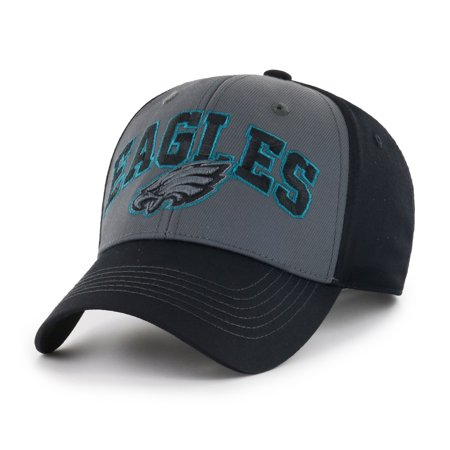 NFL Philadelphia Eagles Blackball Script Adjustable Cap/Hat by Fan Favorite - Philadelphia Eagles Apparel