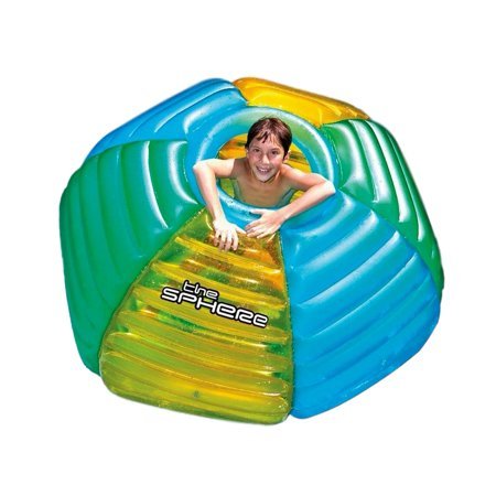 Swimline The Sphere Floating Habitat Pool Toy for Swimming Pools