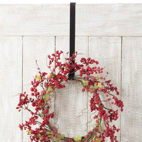 The Holiday Aisle Wreath Hanger 1'' Metal Wreath