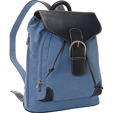 Continental Backpack (BLUE BELLINO VINTAGE CONTINENTAL BACKPACK)