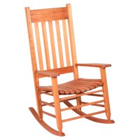 Hinkle Chair Company Red Grandis Straight Back Rocking Chair