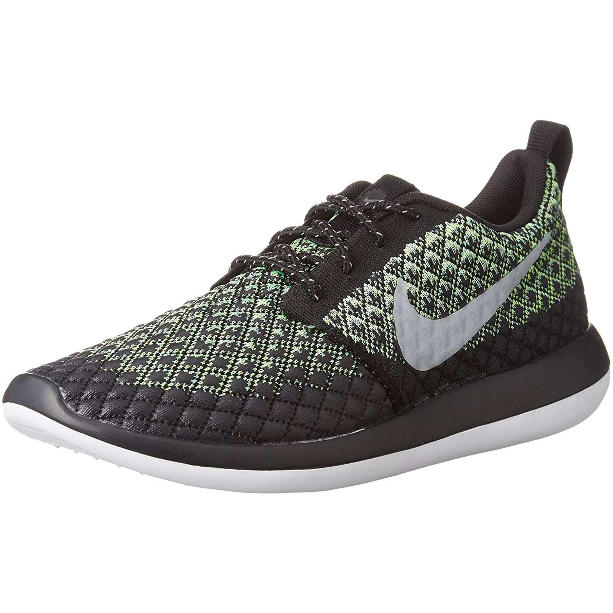 f0d82756b6e4d Nike Mens Roshe Two Flyknit 365 Low Top Lace Up Running Sneaker ...