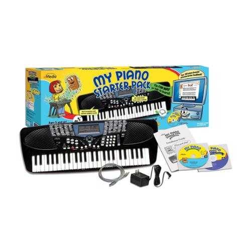 eMedia Music Emedia My Piano Starter Pack For Kids by Overstock