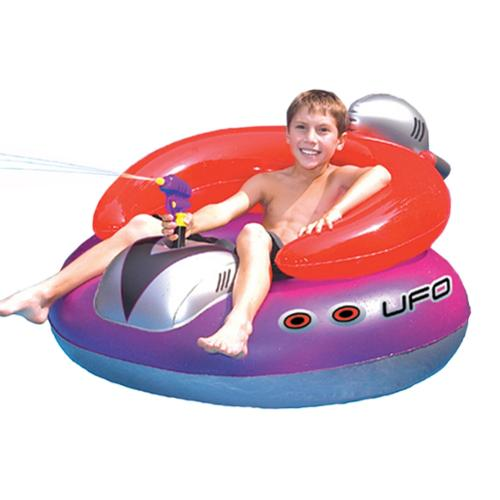 Swimline UFO Spaceship Inflatable Pool Toy by Overstock