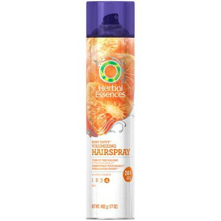 Herbal Essences Body Envy Volumizing Hairspray (Best Drugstore Volumizing Products)