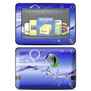 """Skin Decal Wrap for Kindle Fire HD 8.9"""" inch Tablet cover Birch Wood"""