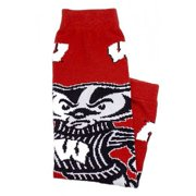 Little Big Fan Child/Young Adult Univ Of Wisconsin Leg Arm Warmers