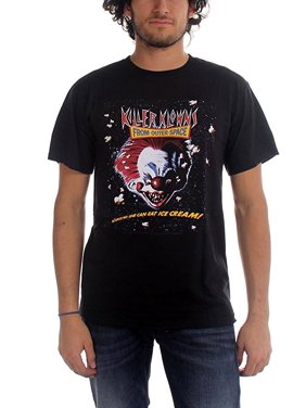 ill Rock Merch. Search Product Result. Product Image Klowns Killer Klowns  From Outer Space Movie Poster 1 T-Shirt 4d9d78fa2c2