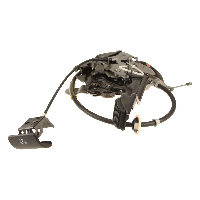 Parking Brake Control Module ACDelco GM Original Equipment 25780186