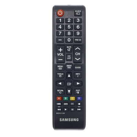 Original TV Remote Control for Samsung LT24A350ND/ZA Television - image 2 of 2