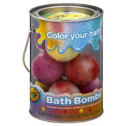 Crayola Assorted Bath Bombs, 8 count