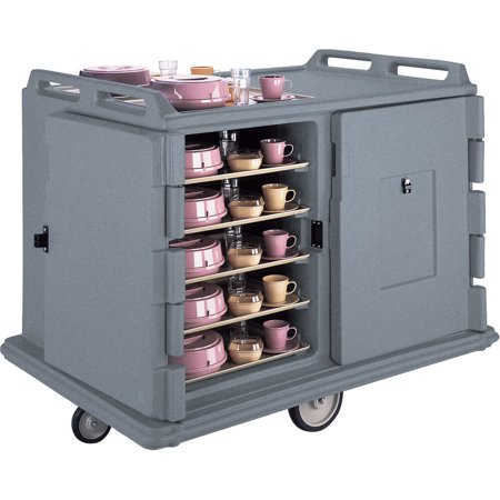 Cambro Room Service / Meal Delivery Cart, 14