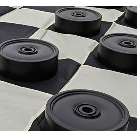 Mega Checker Plastic Set 4