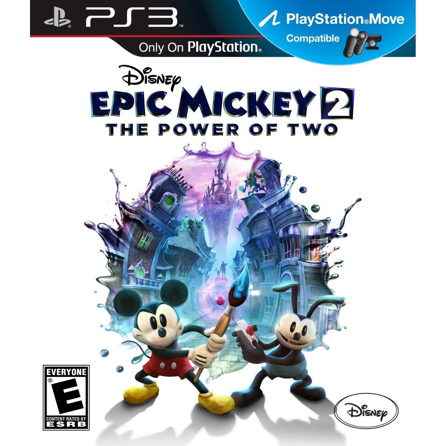 Disney Epic Mickey 2: The Power of Two (PS3) - Pre-Owned